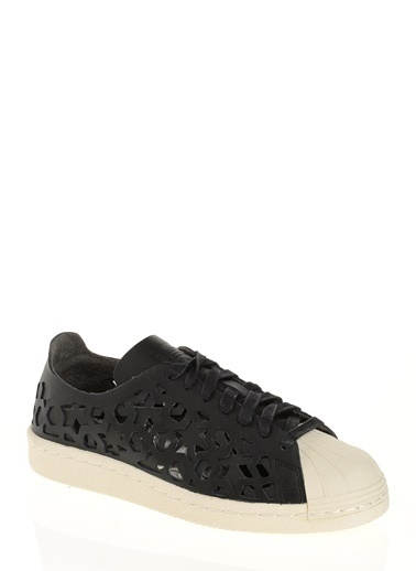 adidas SUPERSTAR 80S CUT-OUT Siyah